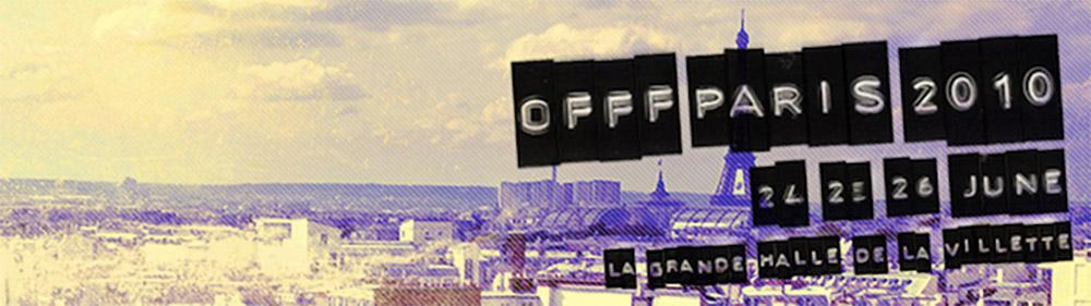 OFFF Paris 2010
