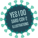 Yes I Do... SARS-CoV-2 Illustrations